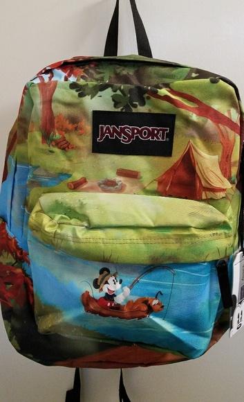 2af71b01b9 jansport disney backpack